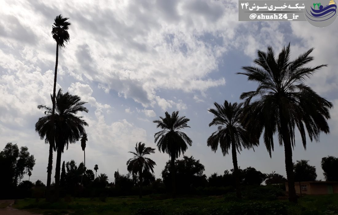 تصاویری زیبا از منطقه مسکونی هفت تپه