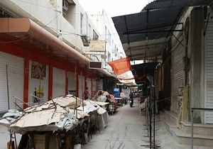 شهرداری شوش اجاره بها اماکن تجاری سهم خود را بخشید