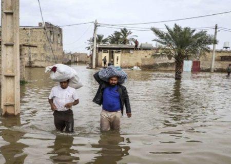 خوزستان ایمن در برابر سیل