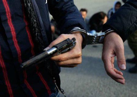باند سارقان مسلح در دام پلیس شوش