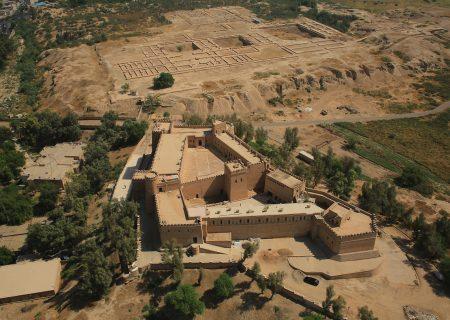 تصاویر محوطه گردشگری باستانی ثبت جهانی شوش