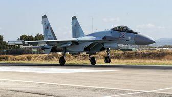 شناسایی هواپیمای جاسوسی آمریکا در حال پرواز به سمت پایگاه نظامی روسیه