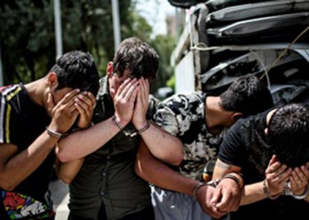 دستگیری ۸ نفر از عوامل تیراندازی در شاوور شوش