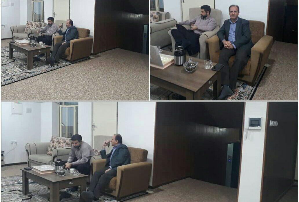 حضور استاندار خوزستان در بهبهان و پیگیری آخرین اقدامات انجام شده جهت مقابله با ویروس کرونا