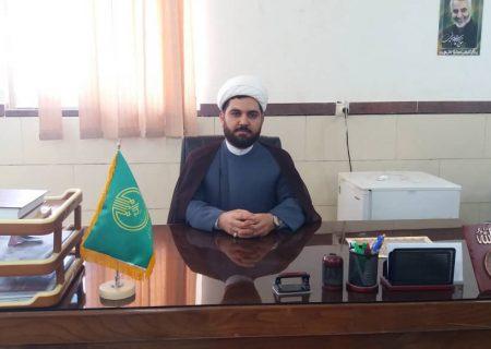 آئین تودیع و معارفه رئیس سازمان تبلیغات اسلامی شوش برگزار شد
