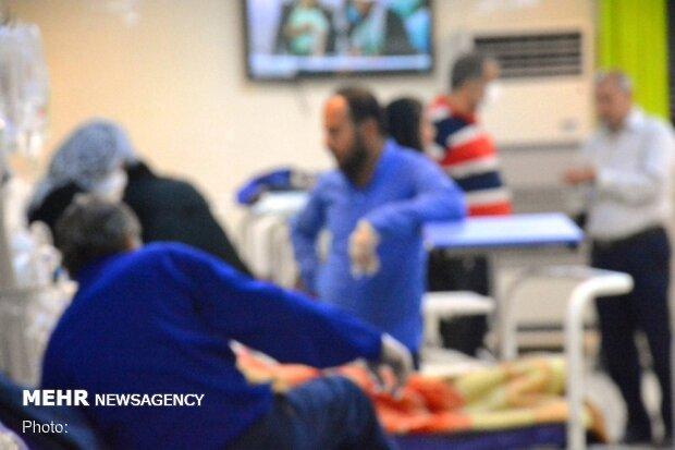 ۲۵۲ بیمار کرونایی از مراکز درمانی تهران مرخص شدند
