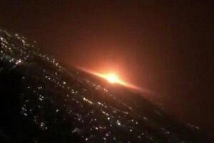 انفجار گاز یا انهدام تاسیسات موشکی؟