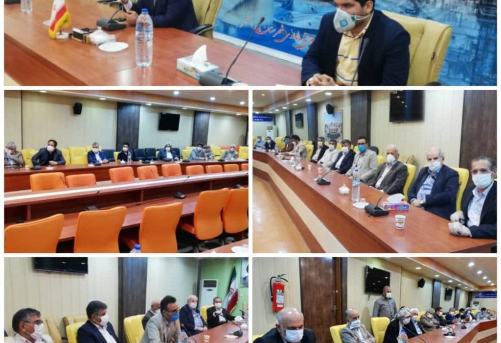 معاون سیاسی اجتماعی فرماندار ماهشهر : سران عشایر و طوایف نقش مهمی در ایجاد یک نهضت عمومی برای مقابله با بیماری کرونا دارند