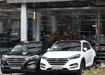 آخرین قیمت از خودروهای وارداتی