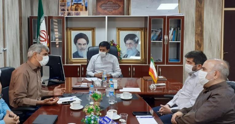 اجرای طرح پنجشنبه های جهادی در راستای محرومیت زدایی و بهبود شرایط محلات در شادگان