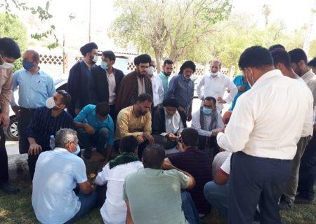 نماینده ولیفقیه خوزستان  راه نجات هفتتپه را تغییر مدیریت و حمایت نهادهای انقلابی  می داند