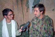 خبرنگارِ شهدا که خودش هم شهید شد + عکس