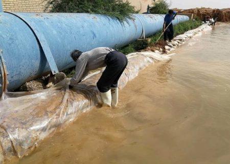 کارگران طرح آبیاری کارون بزرگ خواستار تشکیل نهاد صنفی شدند