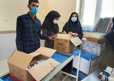ارائه خدمات درمانی جهادگران شوشی به روستائیان