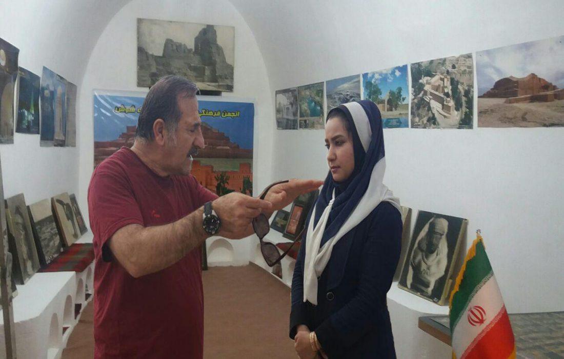 پیام تبریک مدیر انجمن زیگورات شوش به مناسبت فرا رسیدن روز جهانی گردشگری