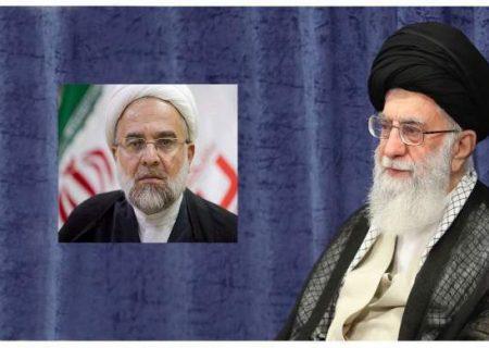 نماینده ولی فقیه در استان کردستان منصوب شد