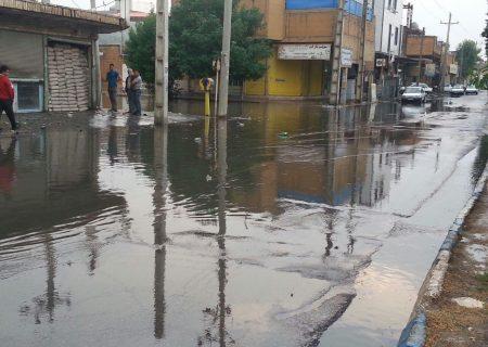 آخرین وضعیت تخلیه آبگرفتگی در اهواز و ماهشهر