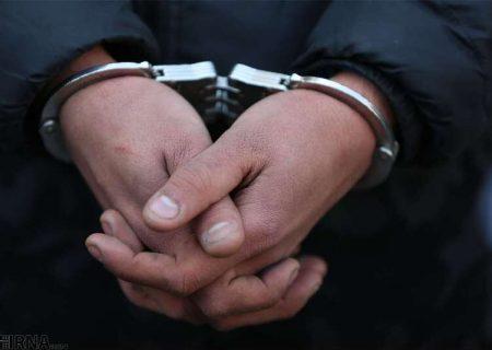 """دستگیری ۲ سارق مسلح و عاملان تیراندازی های شبانه در """"بهبهان"""""""