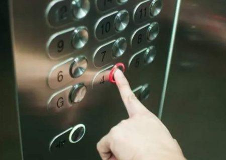 کرونا در آسانسور چقدر زنده میماند؟