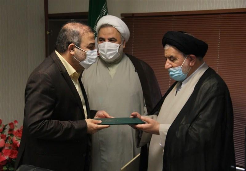 رئیس جدید سازمان قضایی نیروهای مسلح خوزستان معرفی شد