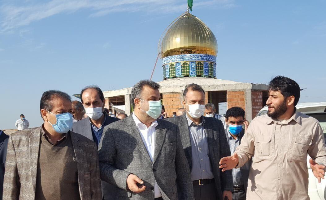 یادمان شهدای مازندران در هفت تپه احیا میشود
