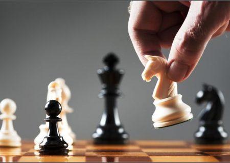 کسب مقام سوم شطرنج باز شو شی در مسابقات مجازی