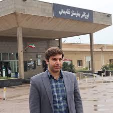 ریس بیمارستان نظام مافی شوش سرپرست شبکه بهداشت و درمان شهرستان اندیمشک شد