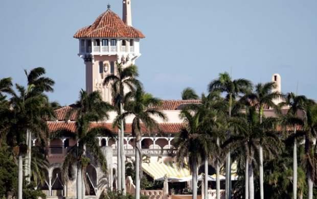 پلمب اقامتگاه ترامپ در فلوریدا