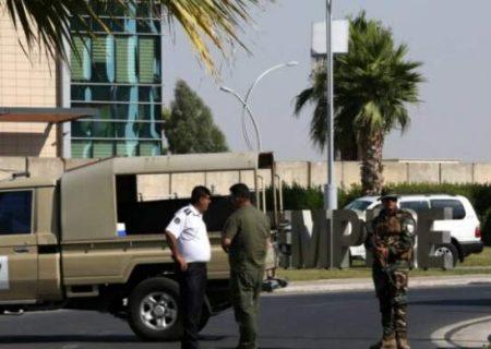 مسئول حمله به مرکز موساد در عراق مشخص شد