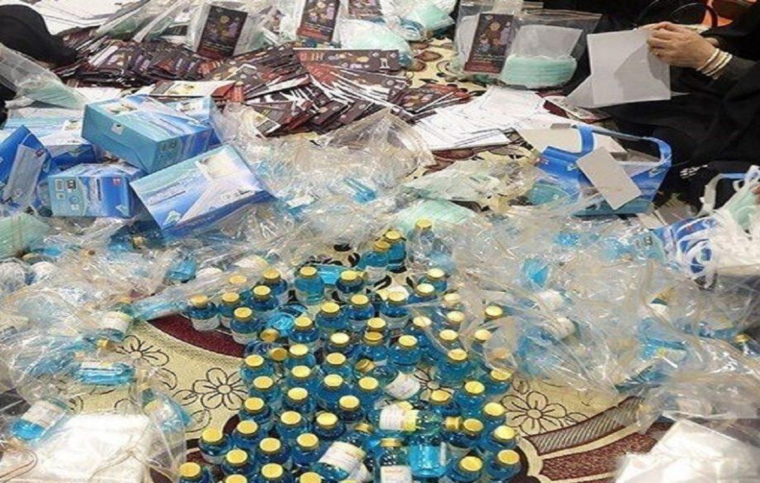 بستههای بهداشتی در مناطق کم برخوردار اندیمشک توزیع شد