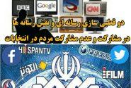 دوقطبی سازی رسانه ای و نقش رسانه ها در مشارکت و عدم مشارکت مردم در انتخابات