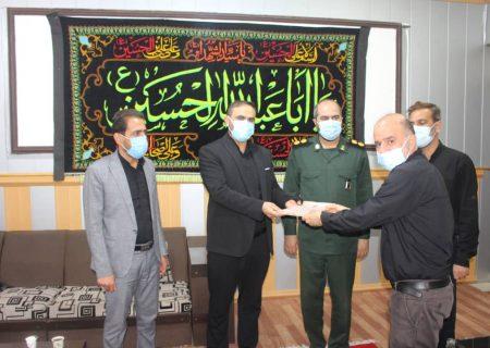 بیست و چهارمین کانون بسیج رسانه ی استان خوزستان در شهرستان شوش راه اندازی گردید